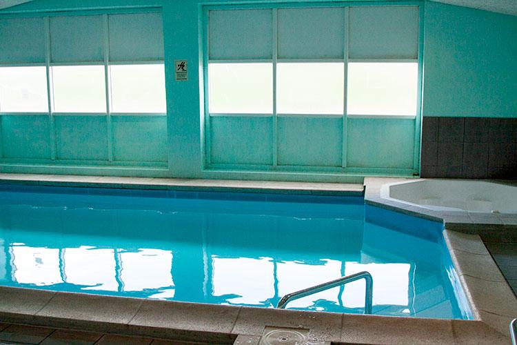 Haugstrupgård swimmingpool